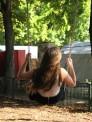 7. Platz | Jugendbewerb | Sarah Schelmbauer (1080) | am Spielplatz