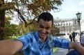 76. Platz | Halbmarathon | #Selfie (1255) | herbstliches Wien