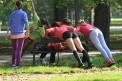 251. Place | Halbmarathon | Van Zyl D. (1306) | am Spielplatz