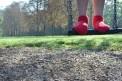 303. Platz | Marathon | Sabine F. (22) | am Spielplatz