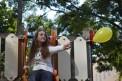 15. Platz | Jugendbewerb | Vanessa & Mila (441) | am Spielplatz