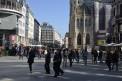 496. Platz | Halbmarathon | Pietro B. (501) | morgens in Wien
