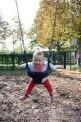 42. Place | Halbmarathon | Claudia L. (57) | am Spielplatz