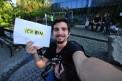 251. Platz | Halbmarathon | Patrick U. (849) | ICH BIN das ultimative Selfie
