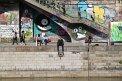 133. Place | Halbmarathon | Kristina G. (1015) | am Donaukanal