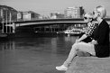 46. Place | Halbmarathon | Manuel G. (1019) | am Donaukanal