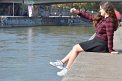 190. Place | Halbmarathon | Sabrina M. (163) | am Donaukanal