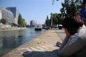 73. Place | Halbmarathon | Romana R. (281) | am Donaukanal