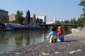 286. Place | Halbmarathon | Maria H. (344) | am Donaukanal