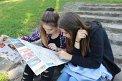 66. Place | Jugendbewerb | Alida + Karina (36) | Abenteuer Stadt