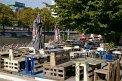 91. Platz | Marathon | Tanja F. (367) | am Donaukanal