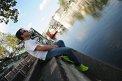 121. Platz | Halbmarathon | Marion B. (415) | am Donaukanal