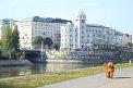 79. Platz | Marathon | Nicole P. (440) | am Donaukanal