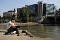 432. Place | Halbmarathon | Alessio T. (443) | am Donaukanal