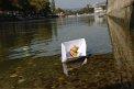 257. Place | Halbmarathon | Dominik J. (487) | am Donaukanal