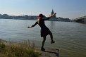 49. Place | Halbmarathon | Yokemi (496) | am Donaukanal