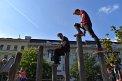 61. Platz | Halbmarathon | Charlotte B. (508) | Stiegen-Stufen-Treppen