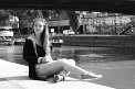 21. Place | Halbmarathon | Kristina H. (609) | am Donaukanal