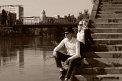 303. Place | Halbmarathon | Andrea W. (630) | am Donaukanal