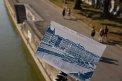 78. Platz | Halbmarathon | Quintus (670) | am Donaukanal
