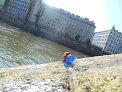 55. Platz | Jugendbewerb | Luisa G. (703) | am Donaukanal