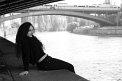 91. Place | Halbmarathon | Ninika (722) | am Donaukanal