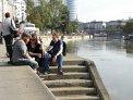 455. Platz | Halbmarathon | Walchimist (728) | am Donaukanal
