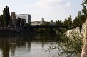 133. Place | Halbmarathon | Marc-Andre O. (756) | am Donaukanal
