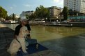 57. Platz | Halbmarathon | tina&richie (79) | am Donaukanal