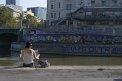 350. Place | Halbmarathon | Melanie W. (795) | am Donaukanal