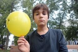 10. Platz | Jugend | Paul M. (1065) | I AM CELEBRATING