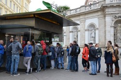 25. Place | Einzel | Ursula P. (264) | Eat in Vienna