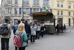 93. Place | Einzel | Manfred Handzel (346) | Eat in Vienna