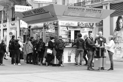121. Platz | Einzel | Manni (476) | Essen in Wien
