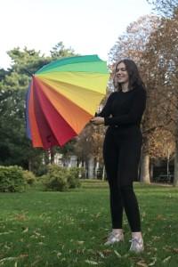 38. Platz | Kreativ | Alida S. (113) | Mut zur Farbe