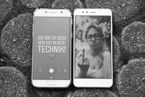 48. Platz | Kreativ | Wurschtfingermari und Habibi (128) | Technik(verliebt)