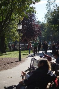 147. Place | Einzel | Julian V. (190) | in the Stadtpark
