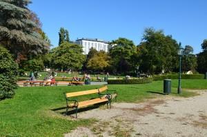 164. Platz | Einzel | Josef Leodolter (382) | im Stadtpark