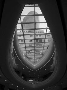 89. Place | Einzel | Katharina S. (400) | Millennium architecture