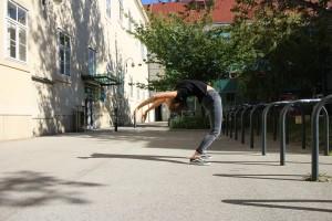 48. Platz | Kreativ | Diana Schermann (437) | Brücken bauen