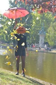 19. Platz | Kreativ | PumpkinHunters (456) | im Stadtpark