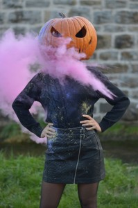 19. Platz | Kreativ | PumpkinHunters (456) | Mut zur Farbe