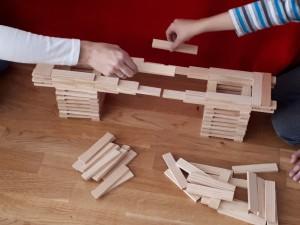 70. Platz | Handy | Bernhard W. (479) | Brücken bauen