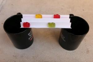 58. Platz | Kreativ | Team CT (485) | Brücken bauen