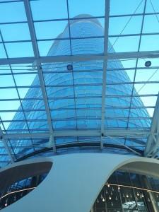 113. Platz | Handy | Andrea U. (667) | Millennium Architektur