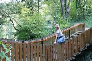 23. Platz | Kreativ | Birgit K. (928) | Brücken bauen