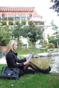 23. Platz | Kreativ | Birgit K. (928) | im Stadtpark
