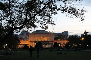 60. Place | Einzel | Veronika V. (945) | in the Stadtpark