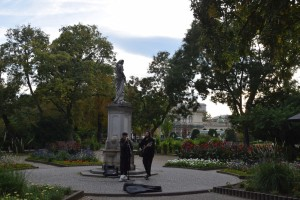 60. Place | Einzel | Renate O. (95) | in the Stadtpark
