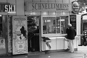 89. Platz | Einzel | Gerhard Payer (136) | Würstelstandromantik